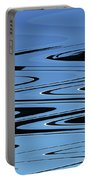 Street Light Abstract Portable Battery Charger