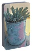 Street Planter Portable Battery Charger