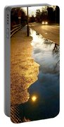 Street Reflections Portable Battery Charger