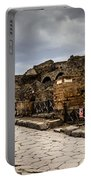 Streets Of Pompeii - 1a Portable Battery Charger