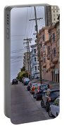 Streets Of San Francisco -2 Portable Battery Charger