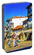 Streets Of Valenca Portable Battery Charger
