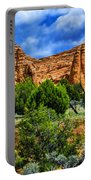 Striated Mountains Portable Battery Charger