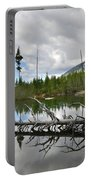 String Lake In Grand Tetons Portable Battery Charger