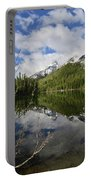 String Lake Reflection Portable Battery Charger