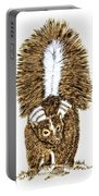 Striped Skunk Portable Battery Charger