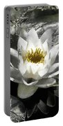 Strokes Of The Lily Portable Battery Charger