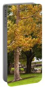 Strolling In Waterfront Park Portable Battery Charger