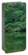 Strolling Pond Serenity Portable Battery Charger