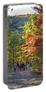 Strolling The Upper Cascades Trail Portable Battery Charger