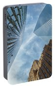 Structures Of Nyc 6  Portable Battery Charger