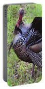Strutting His Stuff Portable Battery Charger