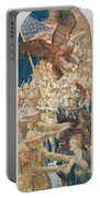 Study For The Coming Of The Americans , John Singer Sargent Portable Battery Charger