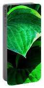 Study In Green Portable Battery Charger