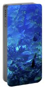 Submarine Underwater View Portable Battery Charger