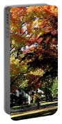 Suburban Autumn Portable Battery Charger