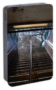 Subway Stairs To Freedom Portable Battery Charger