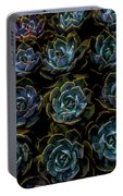 Succulent Portable Battery Charger by Rod Sterling