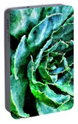 succulents Rutgers University Gardens Portable Battery Charger
