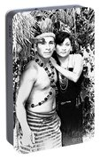Sucua Shaman And Spouse Portable Battery Charger