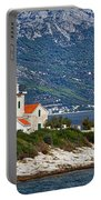 Sucuraj Lighthouse - Croatia Portable Battery Charger