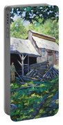 Sugar Shack In July Portable Battery Charger