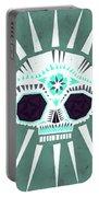 Sugar Skull IIi Portable Battery Charger