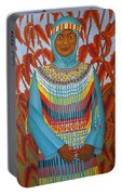 Sulawesi Girl Portable Battery Charger