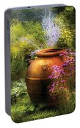 Summer - Landscape - The Urn Portable Battery Charger