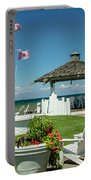 Summer At The Shore Portable Battery Charger