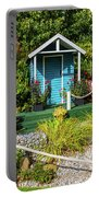 Summer Beach House Portable Battery Charger