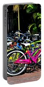 Summer Bright Pedals Portable Battery Charger