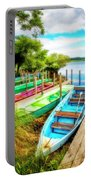 Summer Colors Portable Battery Charger