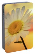 Summer Daisy  Portable Battery Charger