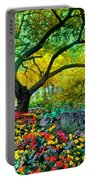 Summer Ends And Autumn Begins Portable Battery Charger