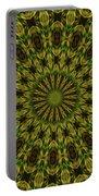 10696 Summer Fire Mask 54 Kaleidoscope 1 Portable Battery Charger