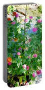 Summer Flowers 13 Portable Battery Charger