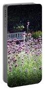 Summer Garden II Portable Battery Charger