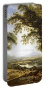 Summer Harvest On Caserta Plain Portable Battery Charger