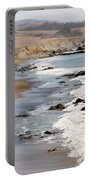 Summer In San Simeon Portable Battery Charger