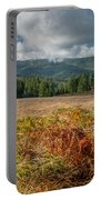 Summer In The Bald Hills 1 Portable Battery Charger