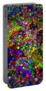 Summer Of Love - Rembrance Portable Battery Charger