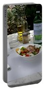 Summer Salad Portable Battery Charger