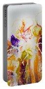 Summer Splendor  Portable Battery Charger by Joanne Smoley