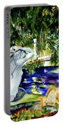 Summer Splendor Portable Battery Charger