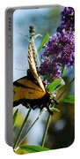 Summer Swallowtail Portable Battery Charger