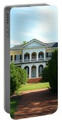 Summer Time At Sweet Briar House Portable Battery Charger