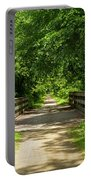 Summer Trail Scene 4 A Portable Battery Charger
