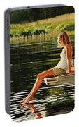 Summers Beauty Portable Battery Charger