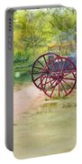 Summertime At The Barn Portable Battery Charger